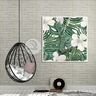 Hoa lá vùng nhiệt đới - TT207