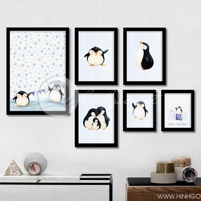 Chim cánh cụt ngộ nghĩnh - TT231