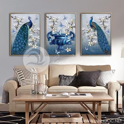 Chim công hoa mộc lan - TT234