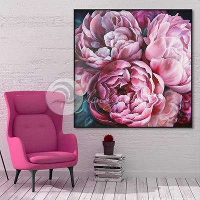 File tranh bông hoa hồng  - TT248
