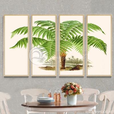 Cây lá cọ vùng nhiệt đới - TT258