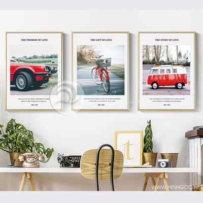 Những chiếc xe đỏ - TT283