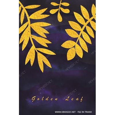 Lá vàng - BTT296