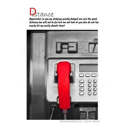 Bốt điện thoại đỏ - BTT305
