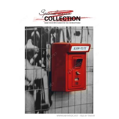 Hòm thư đỏ - BTT306