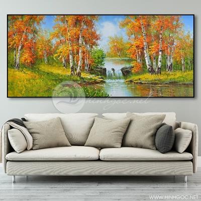 Tranh phong cảnh thiên nhiên đẹp-COF-381