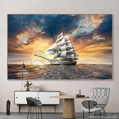 Thuận buồm xuôi gió - DEF-57