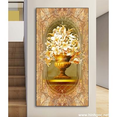 Tranh hoa và họa tiết-DLV-142