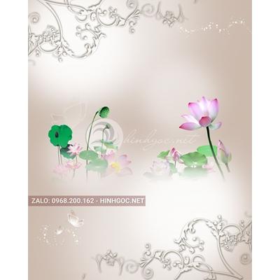 Hình in ấn, file in uv tủ nhựa, trang trí chất lượng cao - H2-012