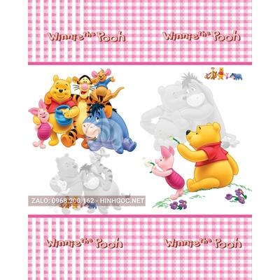 Hình in ấn, file in uv tủ nhựa, trang trí chất lượng cao - H2-334