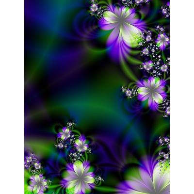 Hiệu ứng nền background nền bông hoa họa tiết-imagestock_22285255