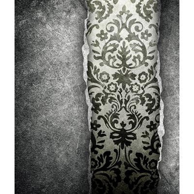 Hiệu ứng nền background bức tường họa tiết bông hoa -imagestock_40957999