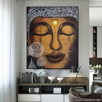 Tranh Phật thích ca - KEN76