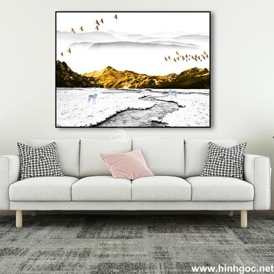 Tranh phong cảnh núi rừng-MTS-03