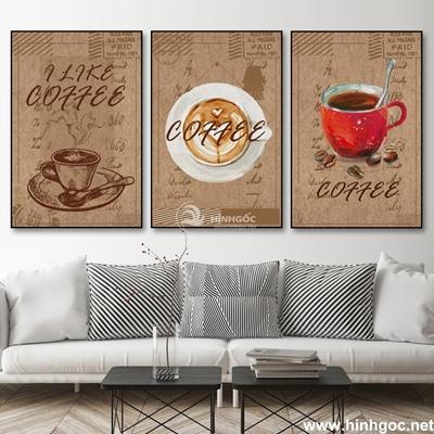 Tranh tranh trí COFFEE-MTS-65