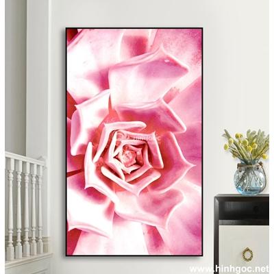 Tranh vẽ hoa hồng -MTS-99