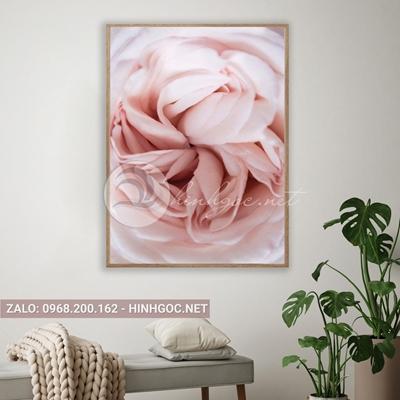 Tranh hoa hồng, bông hồng thủy chung-QART-78