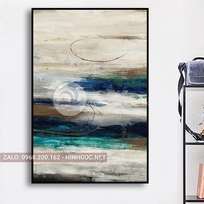 Tranh treo tường, tranh phong cảnh biển đẹp -QDS-245