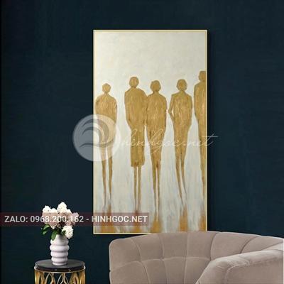 Tranh treo tường, tranh chân dung nghệ thuật-QDS-270